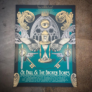 St Paul & The Broken Bones - Tour 2017