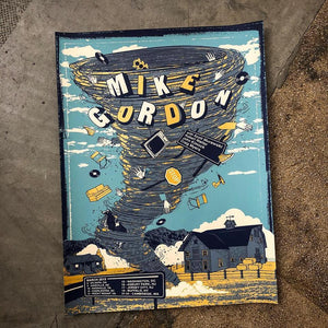 Mike Gordon - Tour 19