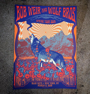 Bob Weir & Wolf Bros - Blue Note, NY 19