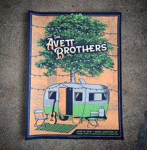 Avett Brothers- Essex Junction, VT