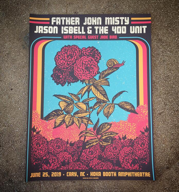 Jason Isbell & Father John Misty - Cary, NC