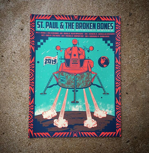 St. Paul and the Broken Bones - Summer Tour 19