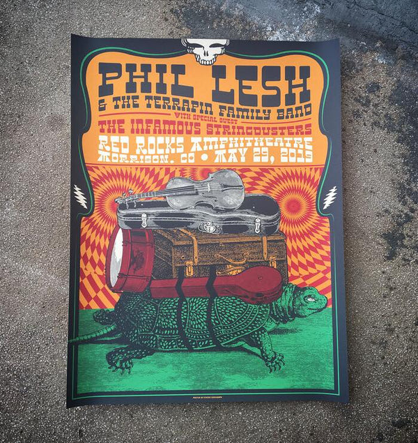 Phil Lesh - Red Rocks 19