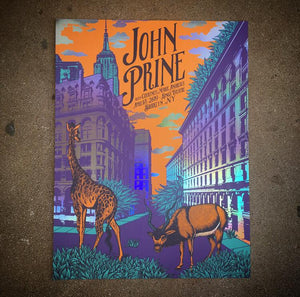 John Prine - Brooklyn 19 (Rainbow Foil)