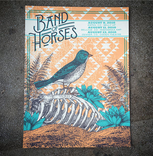 Band of Horses - Colorado Tour
