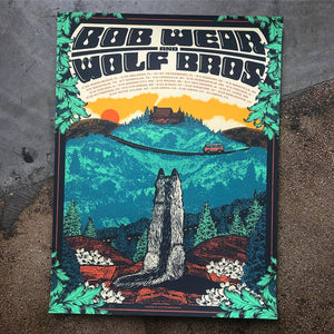 Bob Weir & Wolf Bros - 2020 Tour