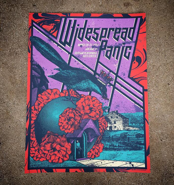Widespread Panic - Durham 19 (One Off #8)