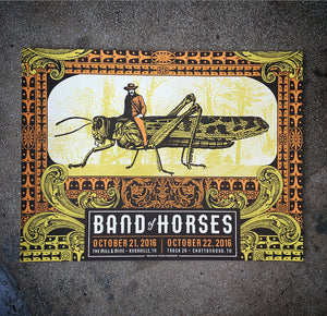 Band of Horses - Knoxville & Chattanooga