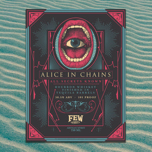 Alice In Chains - All Secrets Known Poster