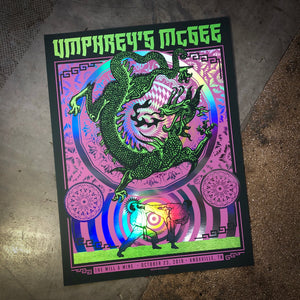 Umphreys McGee - Knoxville 19 (Rainbow Foil)