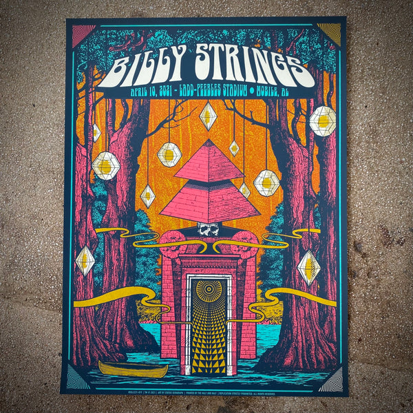 Billy Strings - Mobile AL 4/10