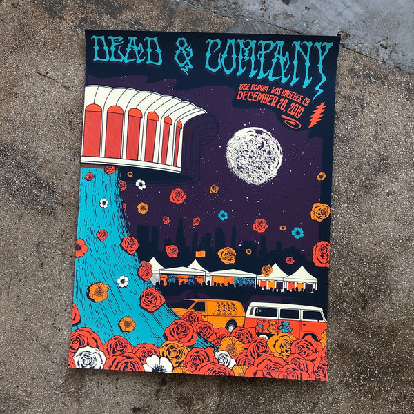 Dead & Company - Los Angeles 19 (Night 2)