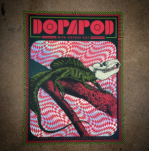 Dopapod - Denver CO 19 (Sparkle Foil)