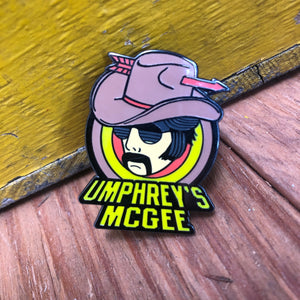 Umphrey's McGee Matching Pin Set