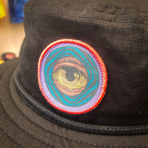 3rd Eye Booney Hat (Black)