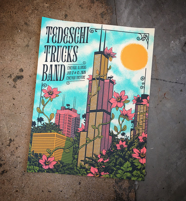 Tedeschi Trucks Band - Chicago 20