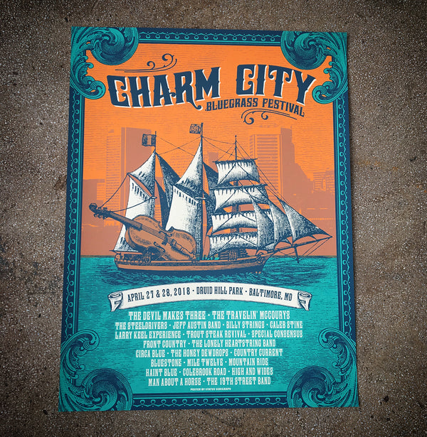 Charm City Bluegrass Festival 18