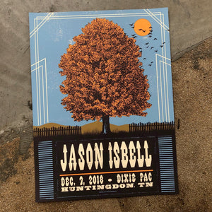 Jason Isbell - Huntingdon, TN