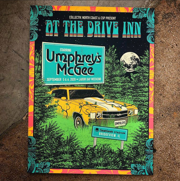 Umphrey's McGee - At The Drive Inn 20