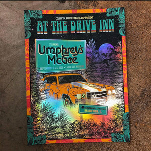 Umphrey's McGee - At The Drive Inn 20 (Rainbow Foil)
