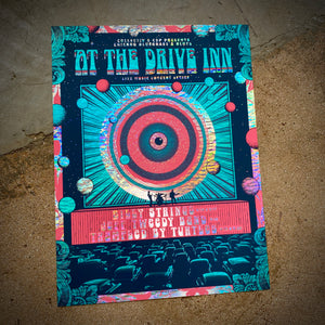 At The Drive Inn - (Magma Foil)