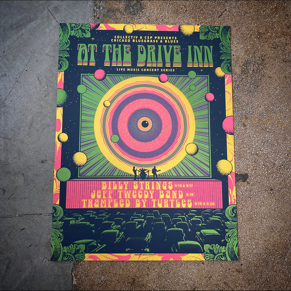 At The Drive Inn 2020 - (Gold)