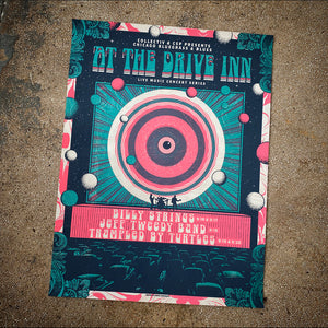At The Drive Inn 2020 - (Wood Veneer)