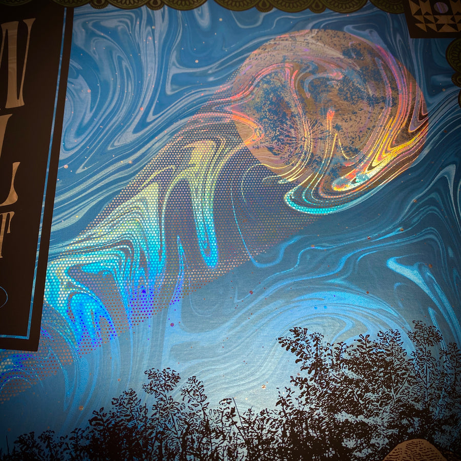 Jason Isbell - The Caverns 2020 (Swirl Foil)