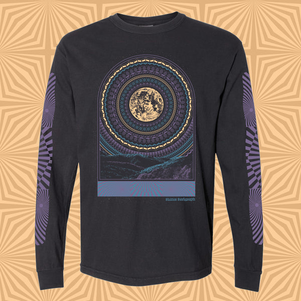 Super Moon Long Sleeve Tee