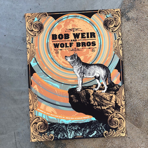 Bob Weir & Wolf Bros - Salt Lake City