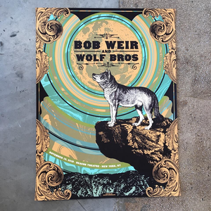 Bob Weir & Wolf Bros - New York 11/19