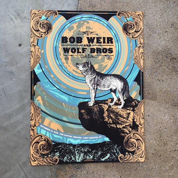 Bob Weir & Wolf Bros - Port Chester, NY 11/10