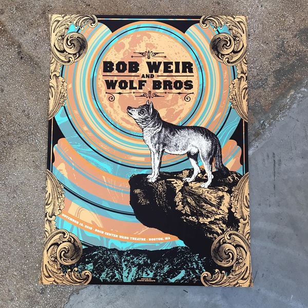 Bob Weir & Wolf Bros - Boston 11/15