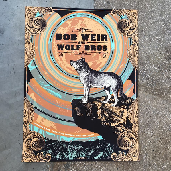 Bob Weir & Wolf Bros - Port Chester 11/9