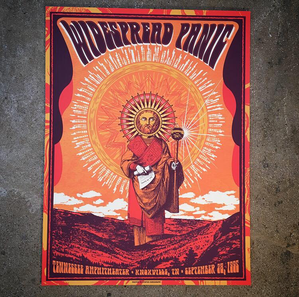 Widespread Panic-Knoxville 95