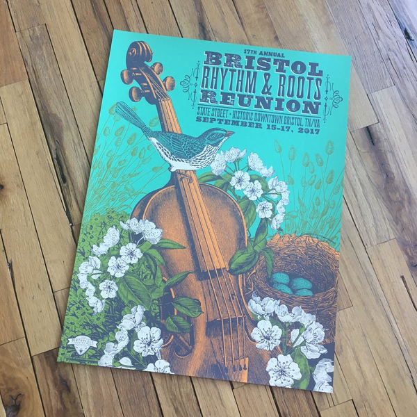 Bristol Rhythm & Roots Reunion 2017