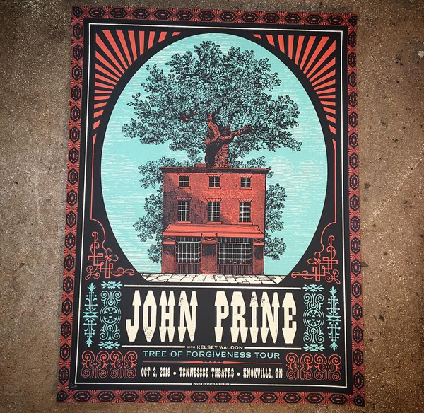 John Prine-Knoxville TN 18