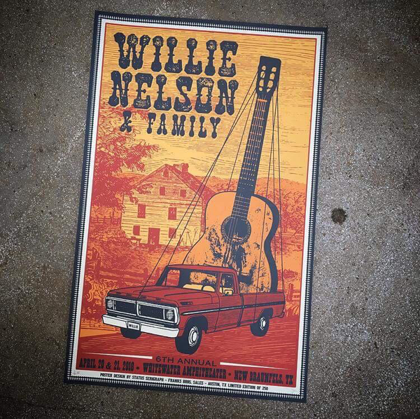 Willie Nelson-New Braunfels 18