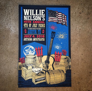 Willie Nelson's 4th of July Picnic 18