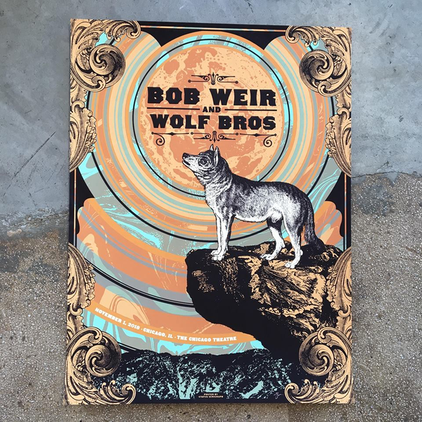 Bob Weir & Wolf Bros - Chicago 11/1