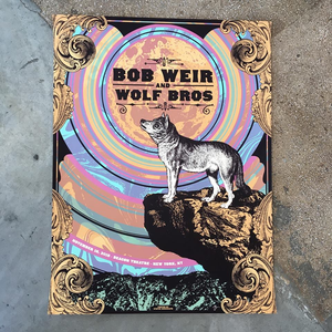 Bob Weir & Wolf Bros - New York 11/18
