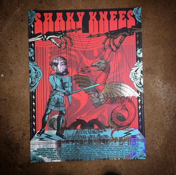 Shaky Knees 18 (Foil)