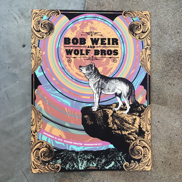 Bob Weir & Wolf Bros - Washington DC  LAST ONE!!!!!