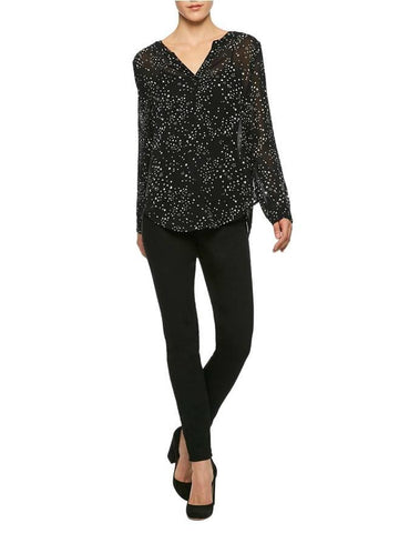 SANCTUARY BILLY BLOUSE IN ROCK STARS