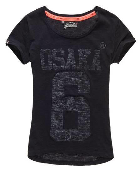 SUPERDRY OSAKA 6 WOMENS TEE