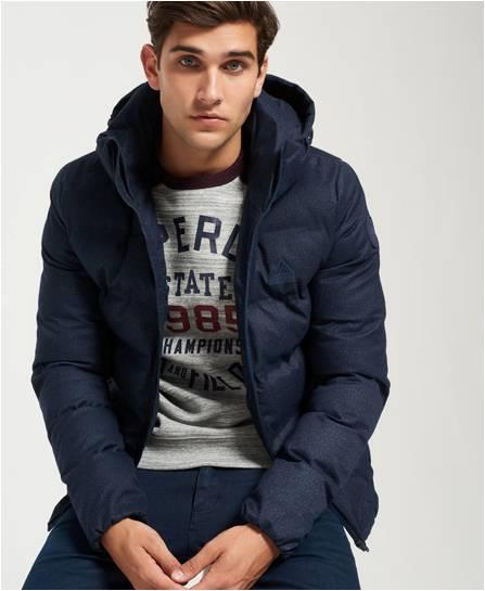 SUPERDRY ECHO DOWN PUFFER