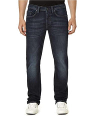 BUFFALO DAVID BITTON EVAN X STRAIGHT LEG JEAN DENIM