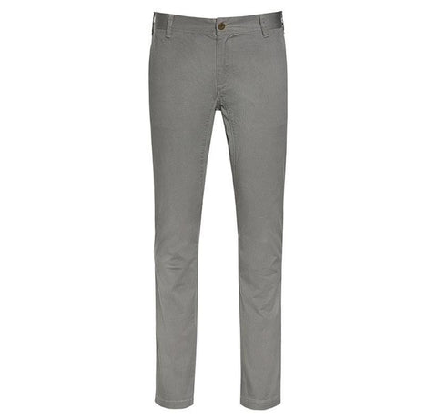 Bruun & Stengade Gekko Slim Fit Chino Pattern cotton pant