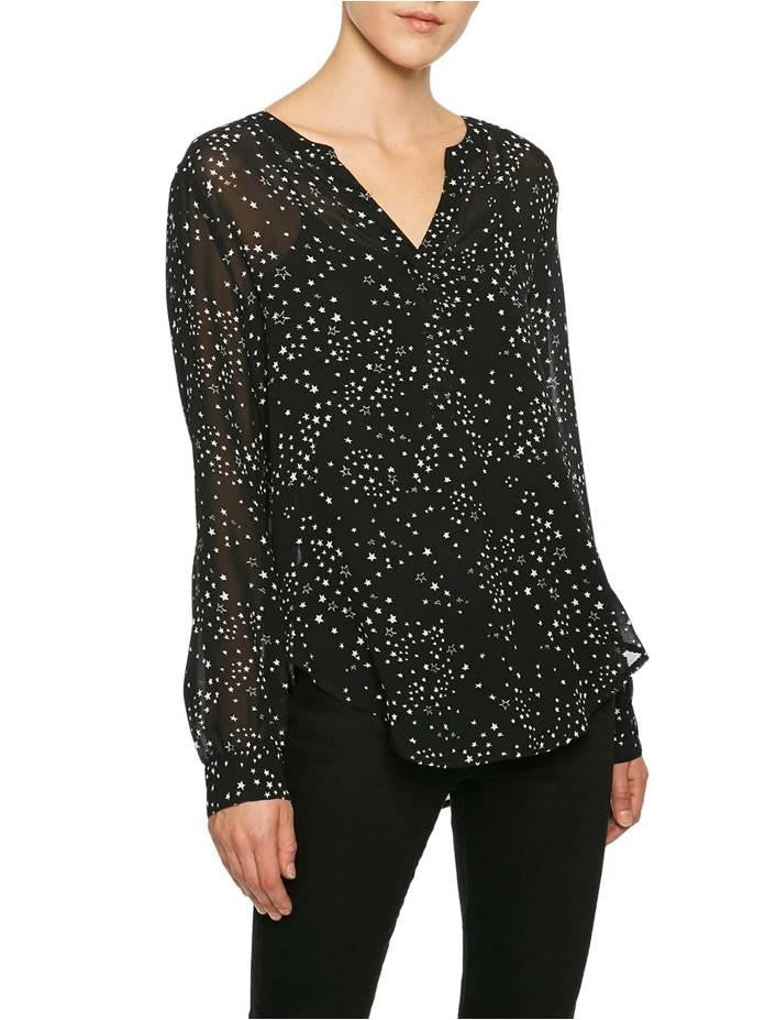 SANCTUARY BLOUSE BILLY ROCK STARS