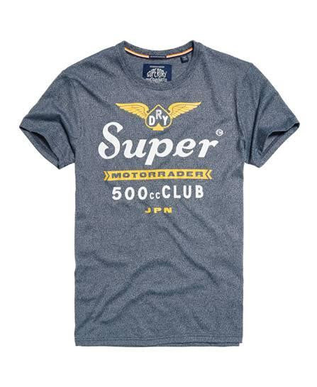 SUPERDRY 500 CC MOTORCROSS CLUB T